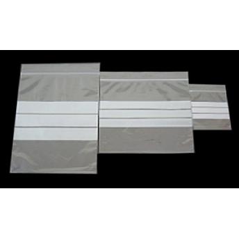 BOLSAS PLASTICO CIERRE SEGURIDAD 5,5x5,5 cm