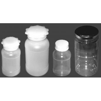 FRASCO PLASTICO OPACO 100 ml