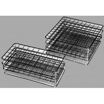 GRADILLA ACERO INOX 100 TUBOS 13 mm DIAMETRO